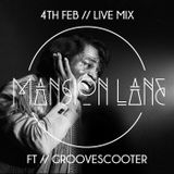 LIVE//001 ft. Groovescooter - 4th Feb '16