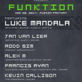 Live @ The Fusion Factory (Denver) 12/20/2014