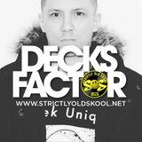 Decks Factor Ibiza 92. Stephen Nicholls