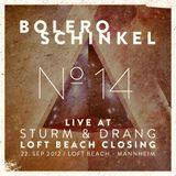 Mixtape N°14 - Live @ Sturm & Drang / Loft Beach Closing