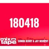 180418 Simon Berry & Jay Murphy B2B