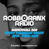 DANCEHALL 360 SHOW  - (13/10/16) ROBBO RANX