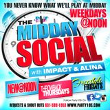 The Midday Social 8-26-16 (K7 Birthday Mix)