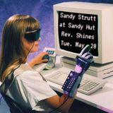 Sandy Strutt live at Sandy Hut w/ guest Rev. Shines May 28 pt1