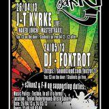 FOXTROT @ JaKN - May 2013 (CLUB RECORDING)