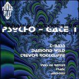 "Damon Wild at ""Psycho-Gate 1"" @ Cherry Moon (Lokeren-Belgium) - 6 October 1995"