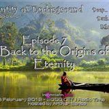 Entity of Underground #007: Back to the Origins of Eternity [18.02.2012] on Insomniafm.com