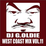 DJ G.Oldie WEST COAST MIX VOL11
