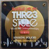 Red Bull Thre3style 2016 - Poland - National Final - Winning Set - DJ 69Beats