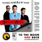 """To the Moon and Back""_16-05-2017 - Depeche Mode Pre-Tour Spirit. N'Joy Responsibly! :)"