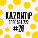 Kazantip Podcast #26 — Giovanni Verrina & Polarize