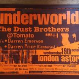Vinyl DJ SET Astoria Oct 1994 / Underworld live Part 1