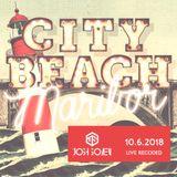 CITY BEACH  live recorded 10.6.2018 - JOSH SOMEN