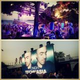 TECHNASIA / Live from the Sunday party at Blue Marlin Ibiza / 25.08.2013 / Ibiza Sonica