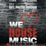 UniTy - We Love House Music #1 - Set 1 - 28.11.14
