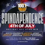 CTSP - JULY 4, 2019 - 100.1 THE BEAT - SPINDAPENDENCE ALL STAR MIX | DOWNLOAD LINK IN DESCRIPTION |
