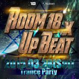 UpBeat 063 (Live @ 2015.3.28 Room18 ) Mixed by Double 6
