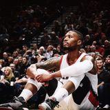 Dom présente BALD DONT LIE, la tendance des matchs NBA. 17DFEB09