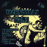 Techno Trax Vol.2  (1991) CD1