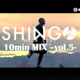 DJ SHINGO-from iNSEKT- 10min MIX -vol.5-
