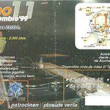 Nano @ 4º Techno House Sur Festival, La Cubierta de Leganes, Madrid (1999)