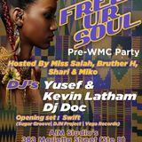 Free Ur Soul Promo Mix Sat. March 9th Live@ AIM Studios