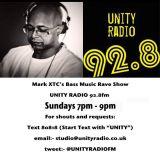Mark XTC Bass Music Rave Show 12_07_2015 Featuring Jay Wearden_Unity Radio