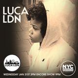LUCA LDN NYCHOUSERADIO.COM 2018 EP18