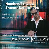 LIVE Trance-Scission 706 (Mixcloud edition) w/ Mariano Ballejos, September 4th 2019