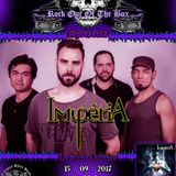 Programa Rock Out Of The Box - #05 - Entrevista com a banda Impéria (15.09.2017)