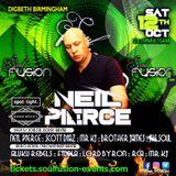 Neil Pierce LIVE @ Soul Fusion Oct 12 Birmingham