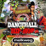 Jamrock Promo Mix: Dancehall vs HipHop Round 2 w Dj D-Train, Drivah & WaxFiend