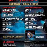 Da-Neck-Breaker DnB Set Audiogenic Tour 17/12/11 Laiterie Strasbourg
