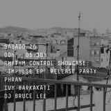Dj Bruce Lee  @ Laut - Impulse EP night.
