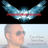 Progressive Heaven Saturday 31 August '19 feat. Fran Ashram