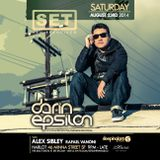 Darin Epsilon - Live from SET @ Harlot San Francisco [Aug 23 2014]