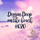 Diggin Deep on the Beach #020 - DJ Lady Duracell