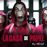 MASCYCLING -- LA CASA DE PAPEL  -- BY ALFRED