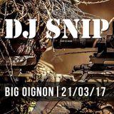 Snip - Big oignon (26-02-2017)W/. Jesse Perez - Daniel Dubb - Moritz Piske - Detroit Grand Pubahs...
