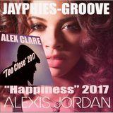 ALEXIS JORDAN vs.ALEX CLARE - Happiness Too Close (Jayphies-Grands) 2017