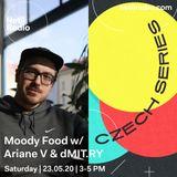 Moody Food w/ Ariane V & dMITRY - 23rd May 2020