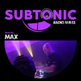 Subtonic - Radio - Sub 13