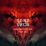 Sono Unica Podcast | 75 TTBP (ES)