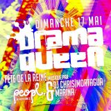 Drama Queen live @ club Peopl (May 2015)