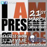 DJ Myme - The Realness Show 111 - Captain Dennis