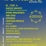 Nacho Marco @ Tentacle Summer Fest 2017