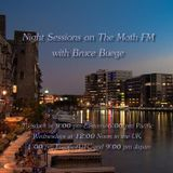 Night Sessions On The Moth FM - April 10, 2018