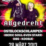 Sven Starr - Live DJ Mix vom 28.03.13 Monza Club - Frankfurt am Main
