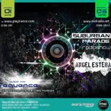 Angel Esteban - SuburbanParade 017 with Sequence (Discover-Suburban Sound/Argentina)