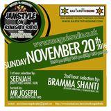 Jamstyle on Renegade Radio (November 2016): SeenJah (Natty Vibes) + Mr. Joseph & Bramma Shanti